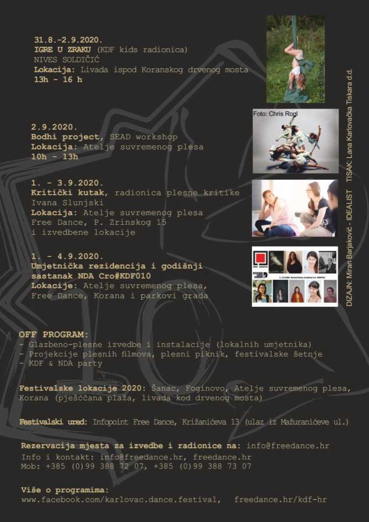 KDF010 kreativni i umjetnički program